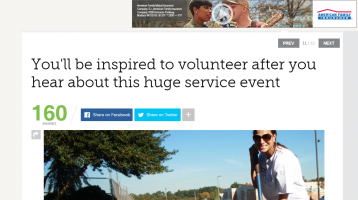Did You See Us On MASHABLE?