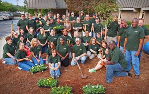 Corporate Volunteer Group