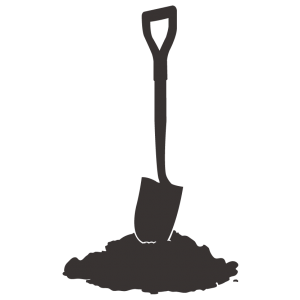 Projects / Shovel Icon